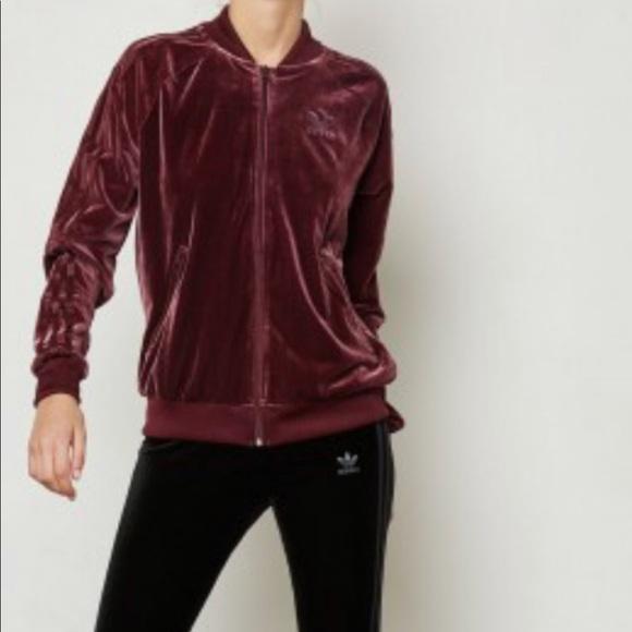 60a0746d2903 adidas Tops - Adidas Originals Velvet Vibes Track Jacket